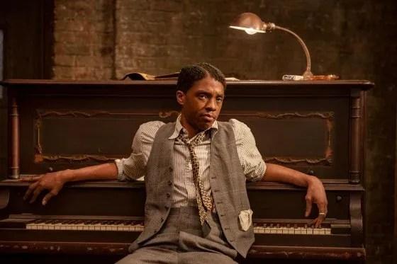IMAGE: Chadwick Boseman in 'Ma Rainey's Black Bottom'