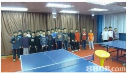 乒之館提供乒乓球課程,乒乓球訓練,乒乓球比賽等服務 - HK 88DB.com