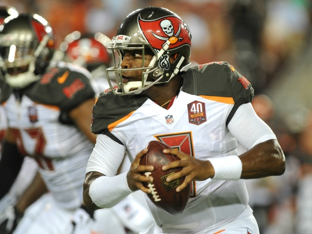 Image result for jameis winston preseason