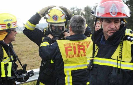FIRST RESPONDERS : NSW Government is proposing to give firefighters medical training under the First Responder program.