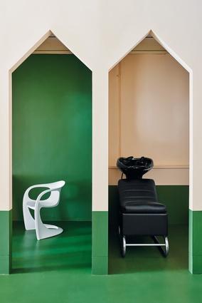 A cut above Hues Hair  ArchitectureAU