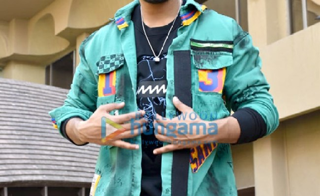 Photos Vicky Kaushal Snapped Promoting His Film Bhoot
