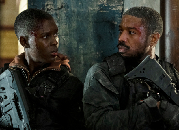 """EXCLUSIVE: Without Remorse director Stephano Sollima: """"It was my idea to have Michael B. Jordan do as many stunts in the movie as possible"""""""