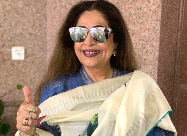 Kirron Kher is battling blood cancer, confirms Chandigarh's BJP president