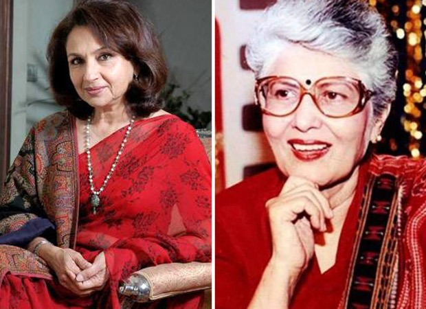 Sharmila Tagore reminisces about her experience working with Shashikala