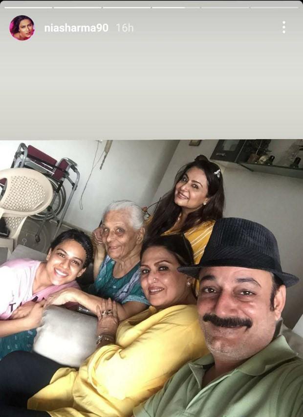 Ek Hazaron Mein Meri Behna Hai actress Tarla Doshi passes away; Nia Sharma, Krystle D'souza express grief