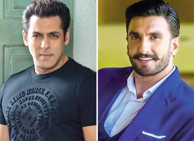 Salman Khan and Ranveer Singh to collaborate for COLORS' The Big Picture