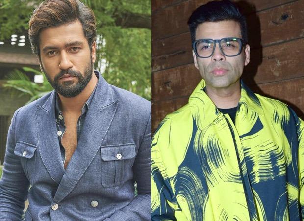 No film with Vicky Kaushal, says Karan Johar