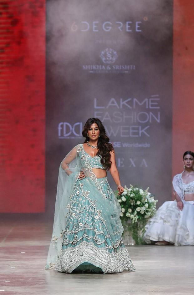 Lakmé Fashion Week: Chitrangada Singh mesmerises as showstopper for designer Shikha and Shristi