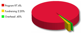 Program to Support Ration Pie Chart