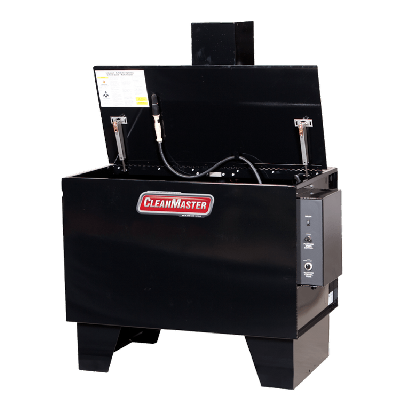 CleanMaster 80 Air Powered Agitating Parts Washer  80 Gallon