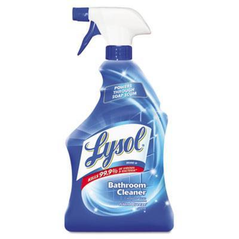 Lysol Disinfectant Bathroom Cleaners