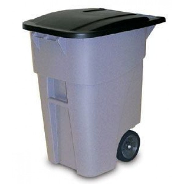 Rubbermaid Trash Cans with Wheels