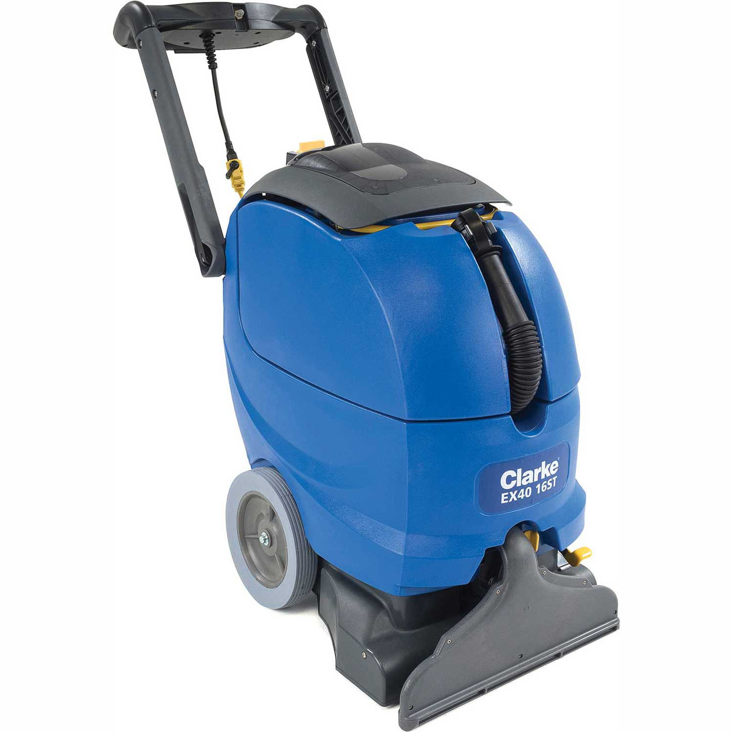 Clarke EX40 16ST SelfContained Carpet Scrubbing