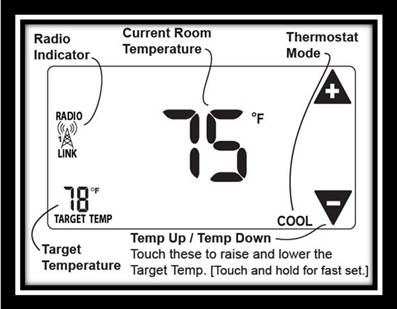 Manage the XFINITY Home Thermostat