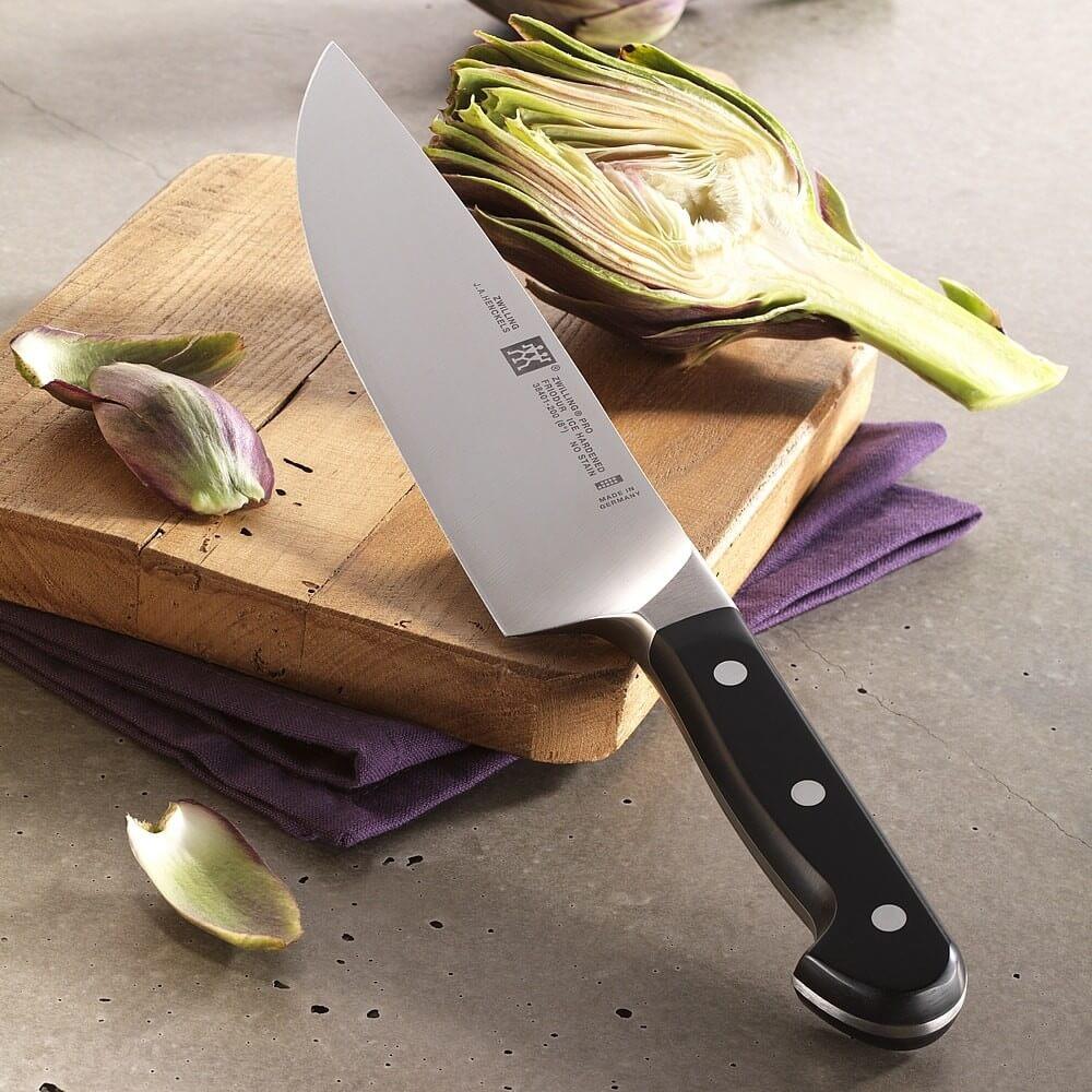 malette de couteaux de cuisine professionnel