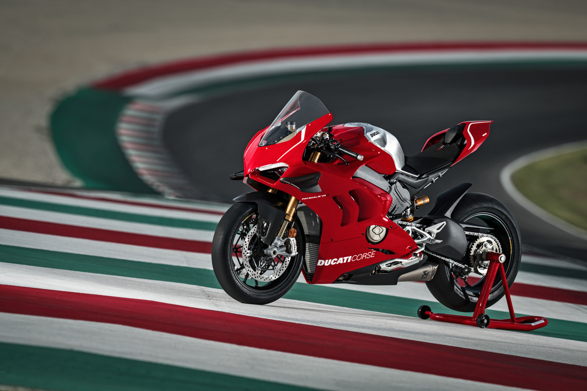 ducati unveils its new range of bikes ahead of eicma 2019