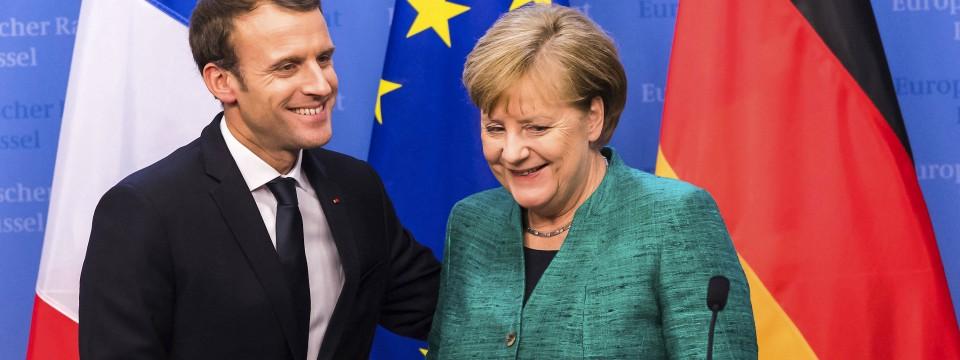 Pro-französische Wende in Deutschland gefürchtet? Acht europäische Finanzminister votieren gegen eine Transferunion.