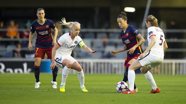 Resultado de imagen de fc barcelona women psg