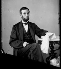 Abraham Lincoln: Averse to cliches