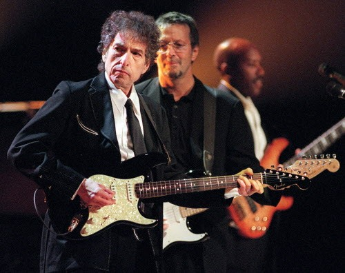 Bob Dylan nearly had his own slapstick show on HBO.