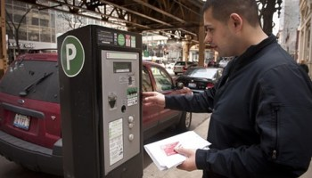 Chicagoans may have been hosed in the parking meter deal, but that doesnt mean its illegal, a panel of appellate judges ruled.