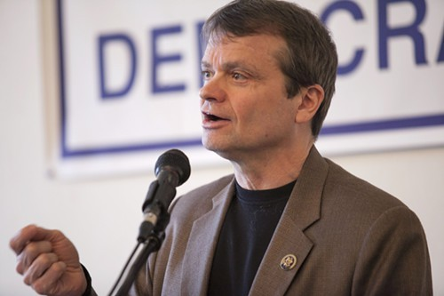 Congressman Mike Quigley: Other than Republicans controlling the House and the Cubs being the Cubs, things are going just fine.