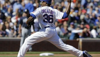 Edwin Jackson on his thrilling quest to lose 20 games.