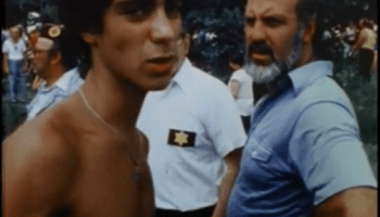 In Marquette Park II, filmmakers Tom Palazzolo and Mark Rance caught a shirtless Rahm Emanuel demonstrating against a neo-Nazi march on the southwest side