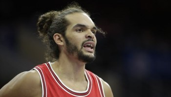 Joakim Noah has some words for the haters.