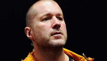 Jonathan Ive, the guy who probably designed the thing youre using to look at this picture