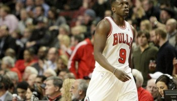 Luol Deng is heading to Cleveland. In return, the Bulls will eventually wind up with...someone.