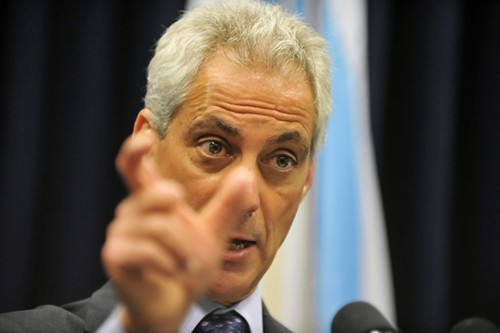 Mayor Emanuel and the Chicago Board of Education hoped to pinch a few million pennies by privatizing school cleaning services.