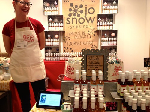 Melissa Yen and Jo Snow Syrups