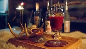 Nandini Khaunds Reign in Blood cocktail