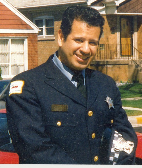 Officer Robert Soto was killed with a friend in 2008. Authorities say a hit was put on Jeffrey Scott for cooperating with authorities investigating the killings.