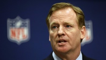 Sportswriters have gone after NFL commissioner Roger Goodell for his tepid response to domestic violence by star Ray Rice--but is he the only one to blame?