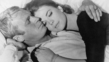 Steve McQueen and Natalie Wood in Love With the Proper Stranger