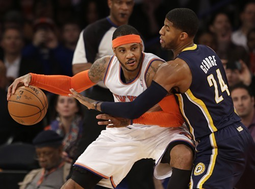 Sure, some fans--and journalists--are hoping Carmelo Anthony signs with the Bulls. But when did Chicagoans become a bunch of beggars?