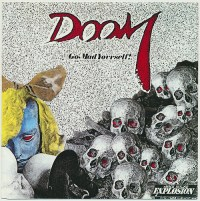 The cover of Dooms Go Mad Yourself! EP