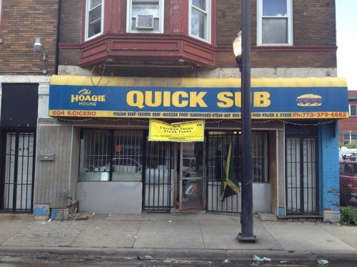 The new home of the Jerk Taco Man