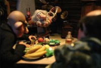 The puppet animation of Janis Cimermanis