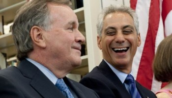 These two to continue to laugh last when it comes to pension reform.