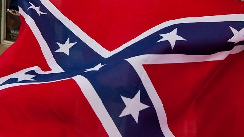 The Republican presidental candidates wont address the Confederate flag issue