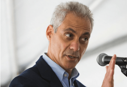 Mayor Emanuel is playing favorites with unions.