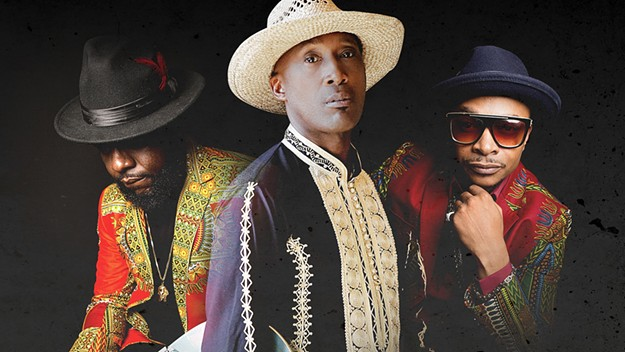 Tony Toni Ton Celebrates Three Decades in Music  East