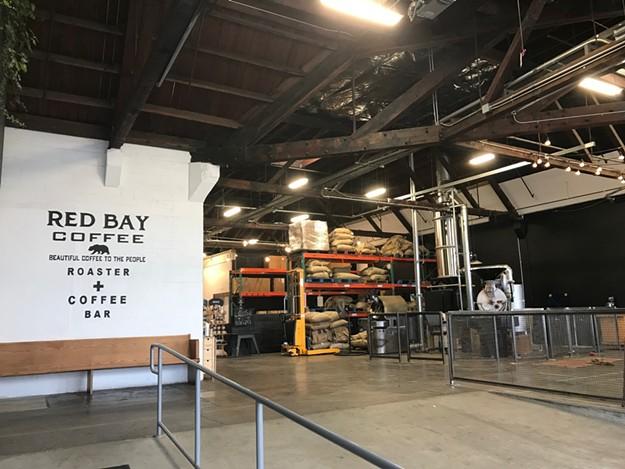 Red Bay Coffee Roastery  Bar Now Open in Oaklands Fruitvale  Food  Drink