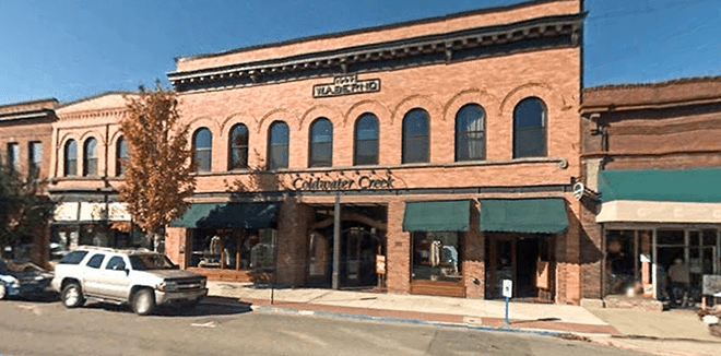 Coldwater Creek Locations
