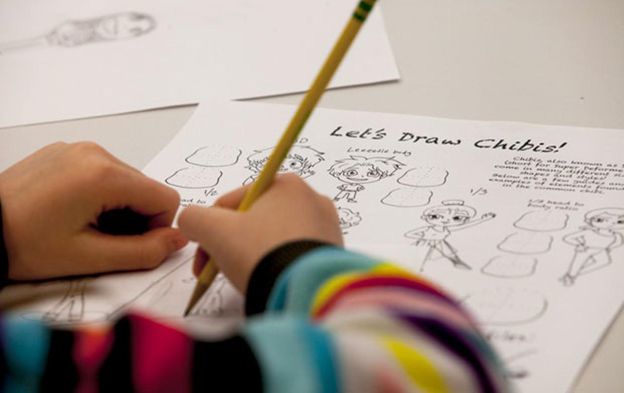 The Art Of Cartooning The Art Of Kids Vt