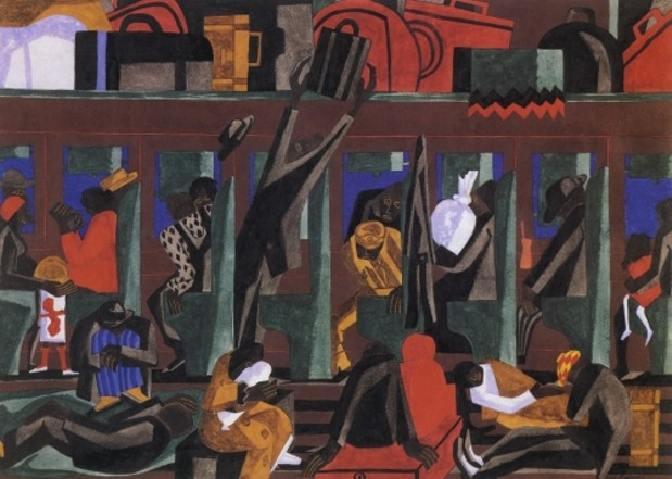 jacob lawrence  Daily Photo  Memphis News and Events
